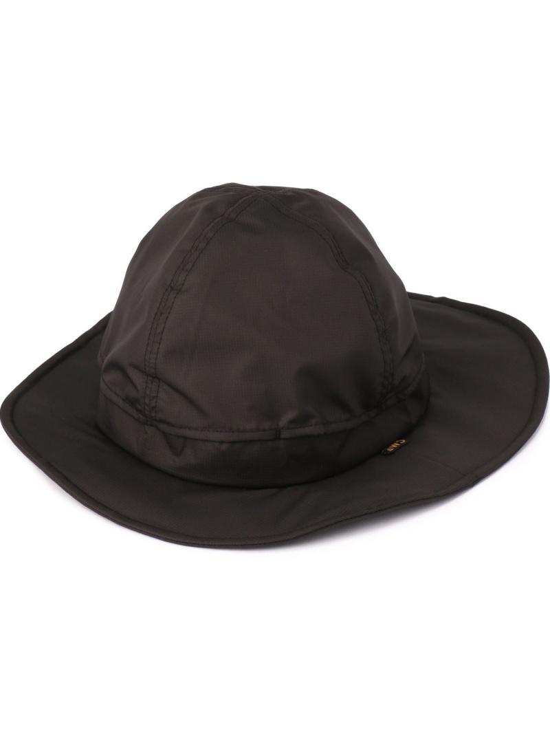 UNCUT BOUND COMFY(コンフィ/コムフィ)FISHERMANSHAT アンカットバウンド 帽子/ヘア小物 帽子その他 ブラック【送料無料】