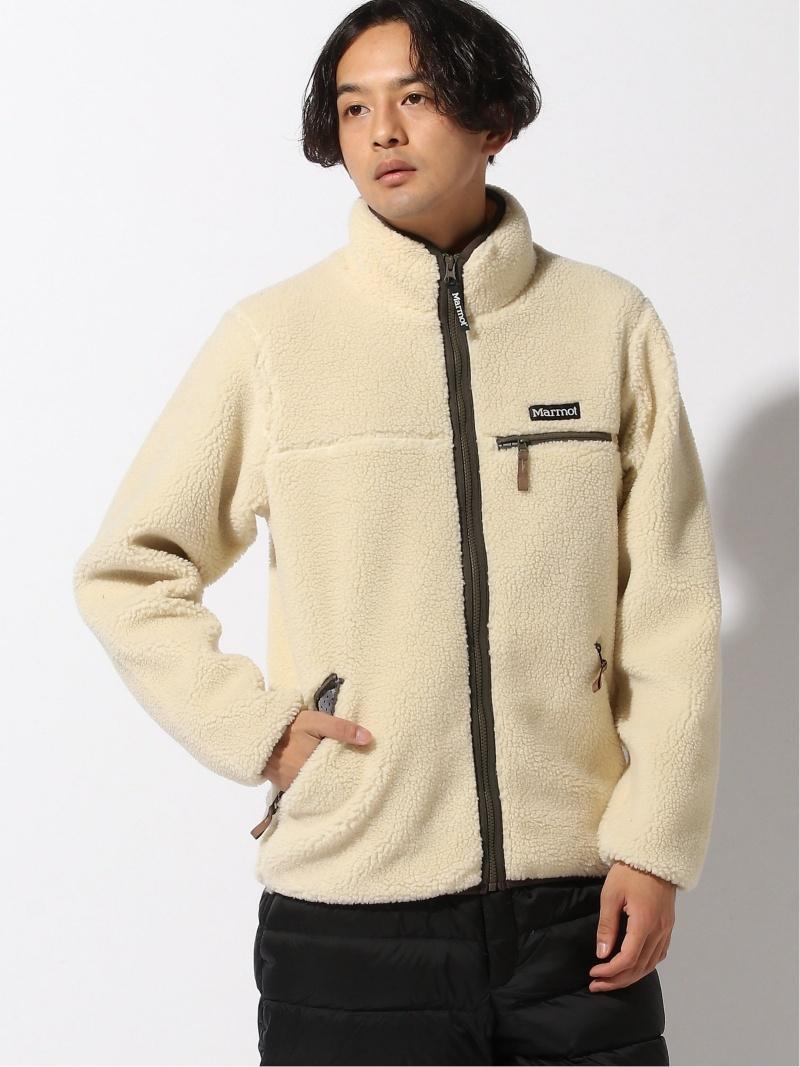 【SALE/30%OFF】Marmot (M)SHEEP FLEECE JACKET マーモット コート/ジャケット コート/ジャケットその他 ホワイト ブラック ブルー【RBA_E】【送料無料】
