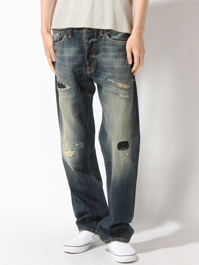 【SALE/30%OFF】nudie jeans nudie jeans/(M)Loose Leif_レギュラーデニム ヌーディージーンズ / フランクリンアンドマーシャル パンツ/ジーンズ【RBA_S】【RBA_E】【送料無料】