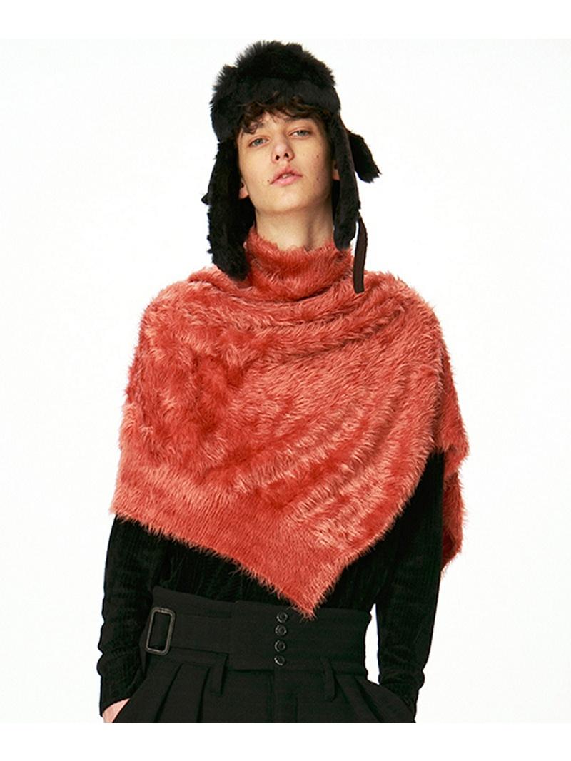 【SALE/40%OFF】SHAREEF LONG SHAGGY CAPE シャリーフ ファッショングッズ【RBA_S】【RBA_E】【送料無料】
