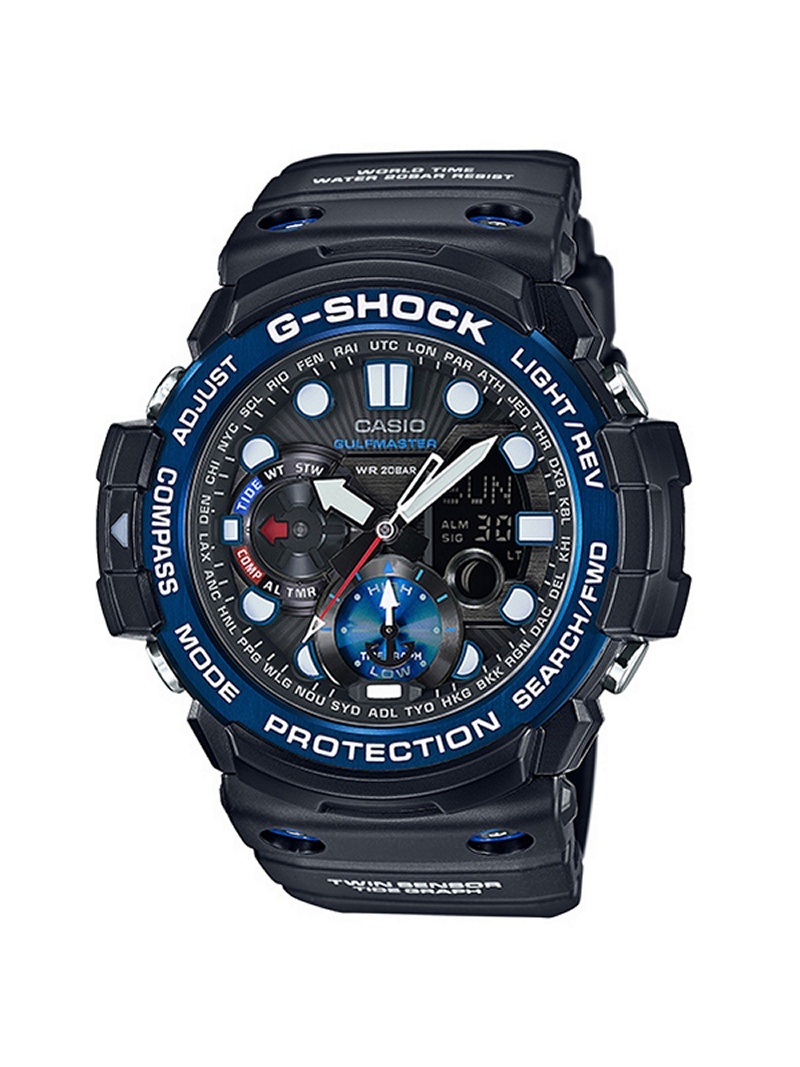G-SHOCK/BABY-G/PRO TREK G-SHOCK/(M)GN-1000B-1AJF/GULFMASTER カシオ ファッショングッズ【送料無料】