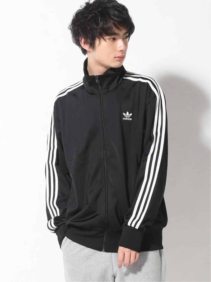 adidas Originals (U)FIREBIRD TRACK TOP PB アディダス コート/ジャケット ブルゾン ブラック ネイビー レッド【送料無料】