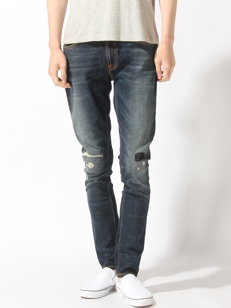 【SALE/20%OFF】nudie jeans nudie jeans/(M)Skinny Lin_スキニージーンズ ヌーディージーンズ / フランクリンアンドマーシャル パンツ/ジーンズ【RBA_S】【RBA_E】【送料無料】
