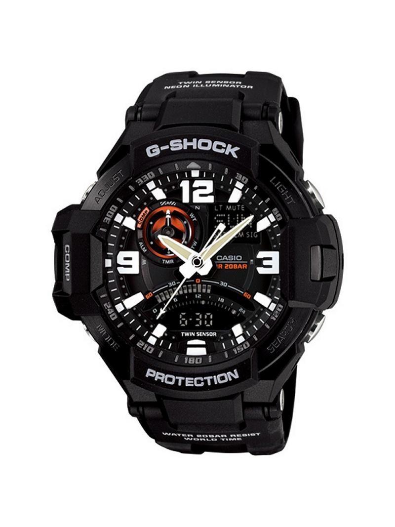 G-SHOCK/BABY-G/PRO TREK G-SHOCK/(M)GA-1000-1AJF/GRAVITYMASTER カシオ ファッショングッズ【送料無料】