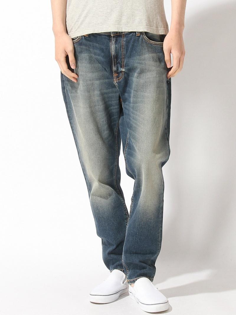 【SALE/20%OFF】nudie jeans nudie jeans/(M)Brute Knut_スリムジーンズ ヌーディージーンズ / フランクリンアンドマーシャル パンツ/ジーンズ【RBA_S】【RBA_E】【送料無料】