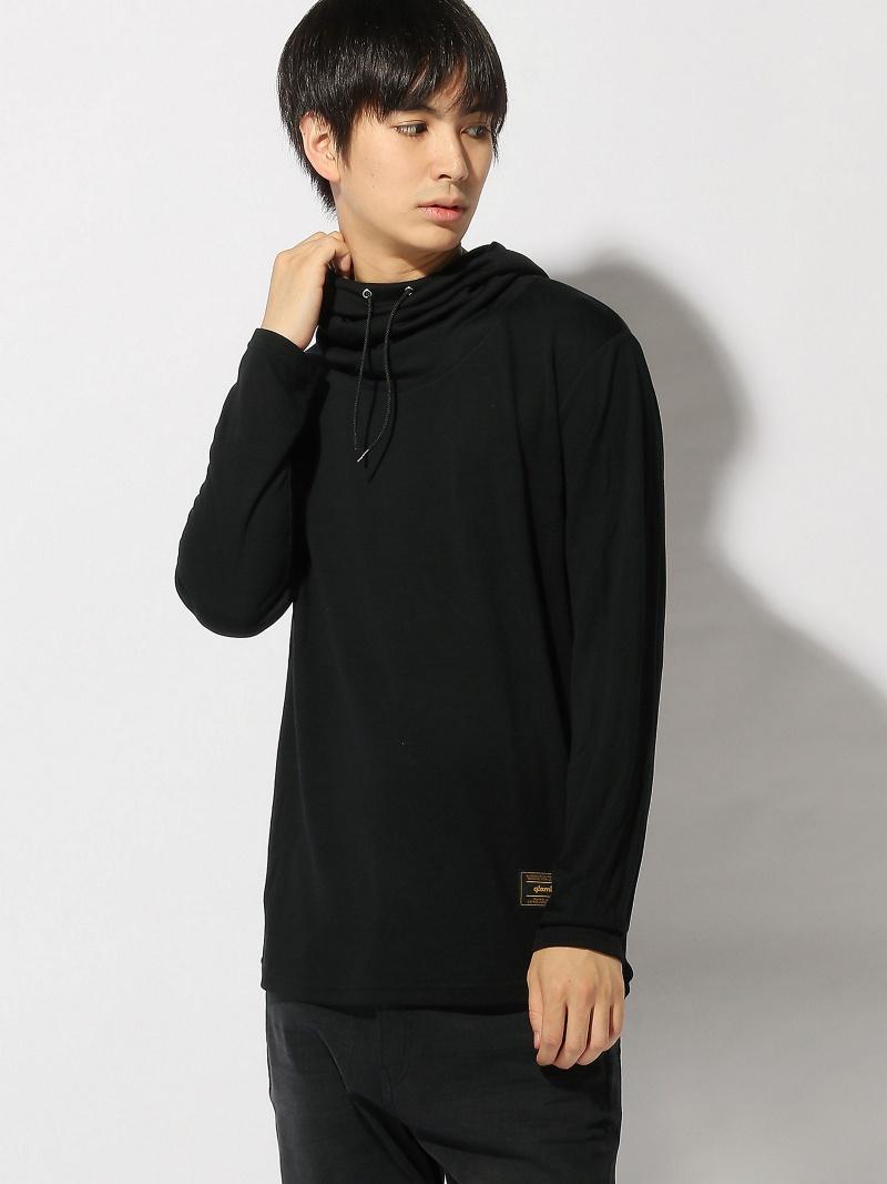 glamb Jagger drape hoodie グラム カットソー【送料無料】