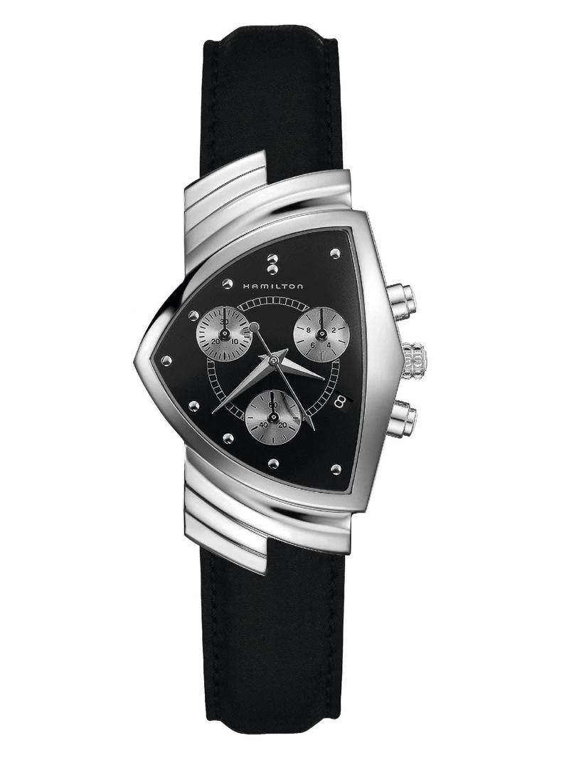 HAMILTON (M)ベンチュラ ハミルトン ファッショングッズ 腕時計 ブラック【送料無料】