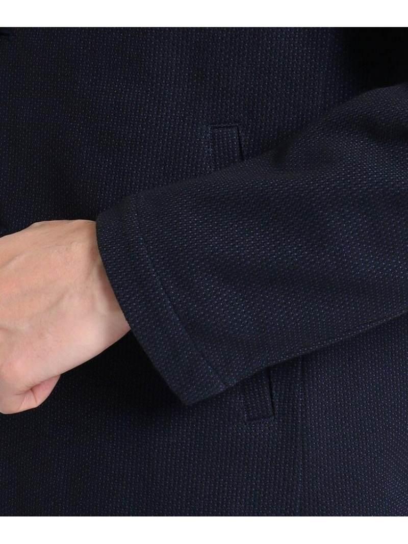 SALE 45 OFF TAKEO KIKUCHI抗菌防臭 Sサイズ~ メランジハニカムイタリアンカラージャケット タケオYvyfgbI76