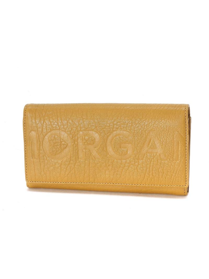 MORGAN MORGAN/2つ折りロングウォレット(MR2003) ロワード 財布/小物【送料無料】