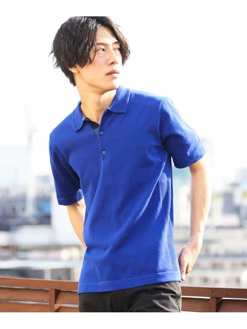 ポロシャツ(ハイツイスト) ミッシェルクランオム カットソー【送料無料】