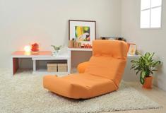 希少 黒入荷! リクライニング 座椅子 テレビチェア フロアソファ日本製 リクライニングチェア 座椅子 リラックスチェア国産 家具 7段階リクライニング 家具 撥水加工, ミズホク:e770dcbf --- rekishiwales.club