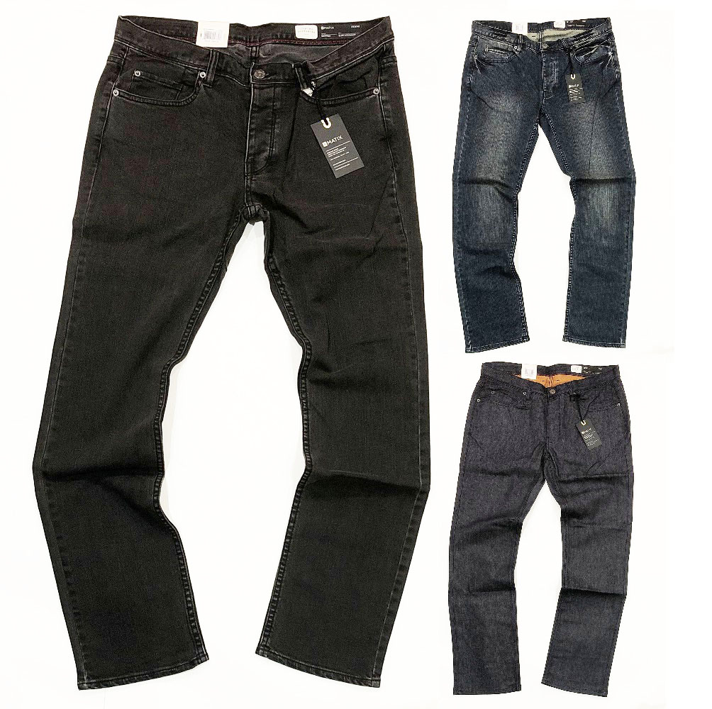 マティックス デニムパンツMATIX GRIPPER SLIM STRAIGHT DENIMメンズ Tim Gavin Daemon Song 西海岸 LA