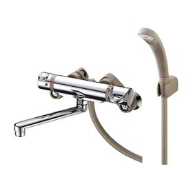 バス水栓金具 サーモシャワー混合栓 (寒冷地用) SK1861CK-13 「modello」 三栄水栓【送料無料】 02P01Mar1