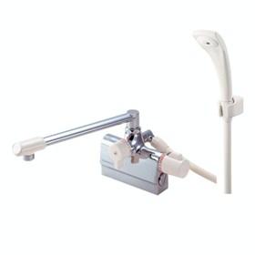バス水栓金具 サーモデッキシャワー混合栓 SK78D-13 「E-MIX」 三栄水栓【送料無料】 02P01Mar1