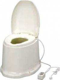 簡易設置トイレ アロン化成 安寿 サニタリエースSD据置式 <暖房便座>ノーマルタイプ533-463【送料無料】 02P01Mar15