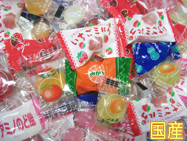 キャンディ【飴】アソート10キロ(国内メーカー品) ど~んと大量 イベント·子供会·粗品にも· 端玉に ハロウィン