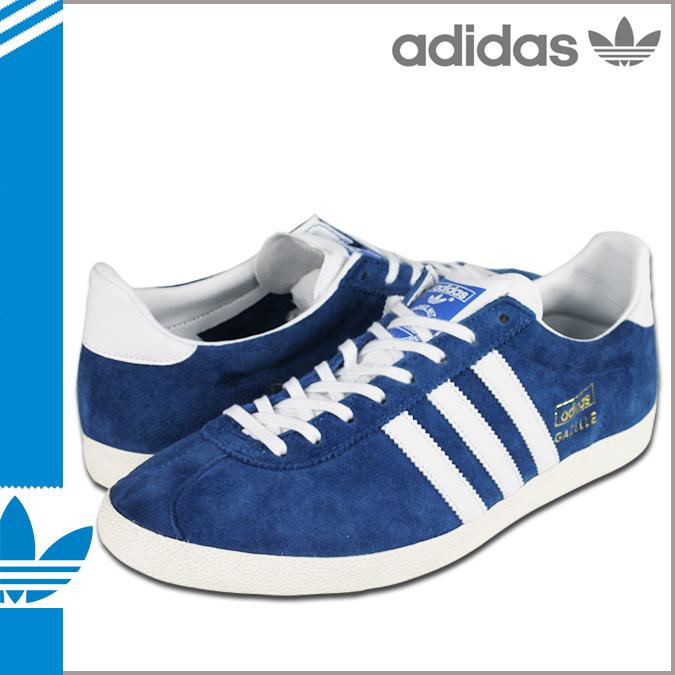 adidas gazelle blu store