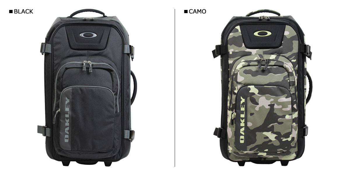 oakley luggage