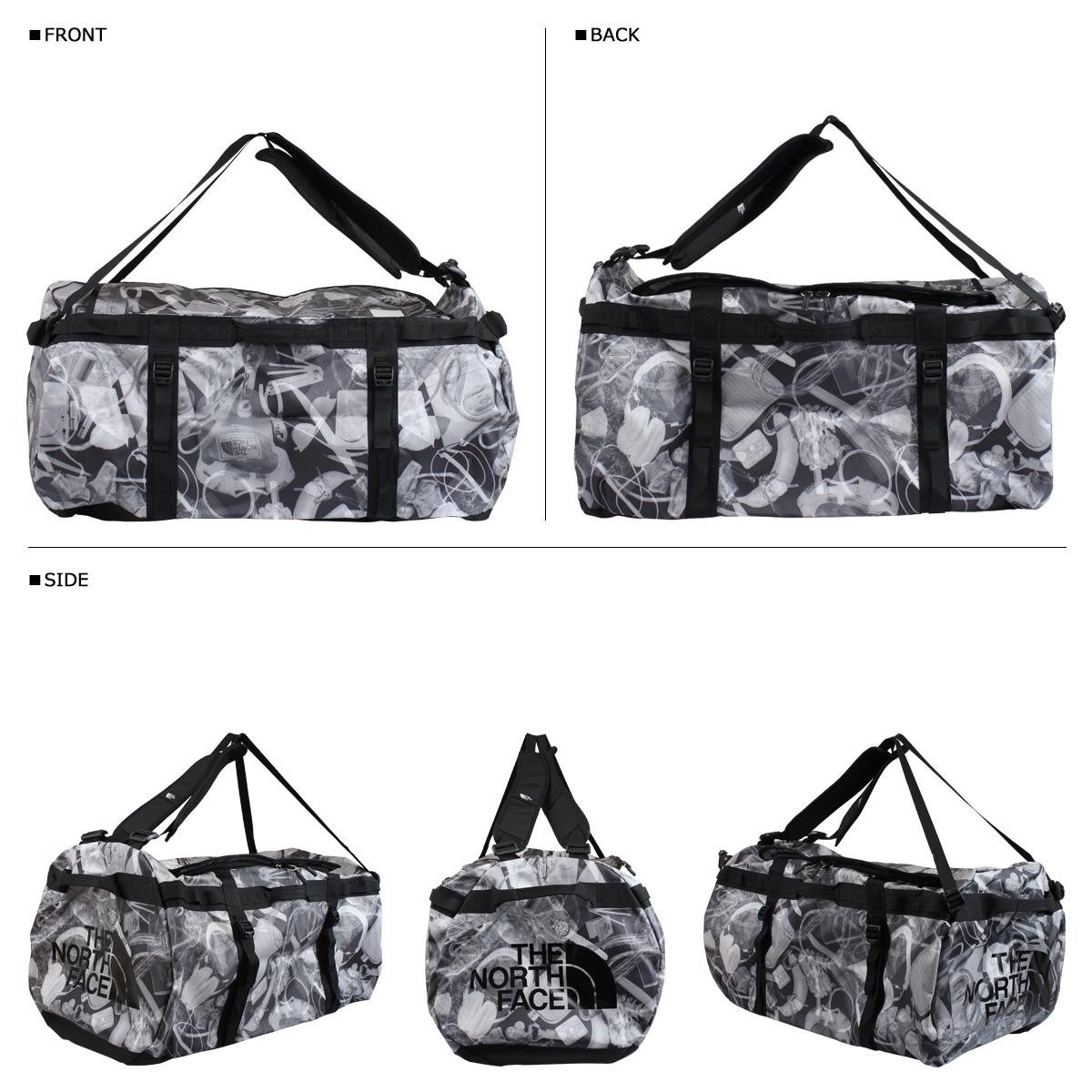 «Soon» «10 7 days stock» north face THE NORTH FACE mens Womens duffle bags  bag CA6V150L BASE CAMP DUFFEL-XXL  10 7 new in stock  d4ff61982f