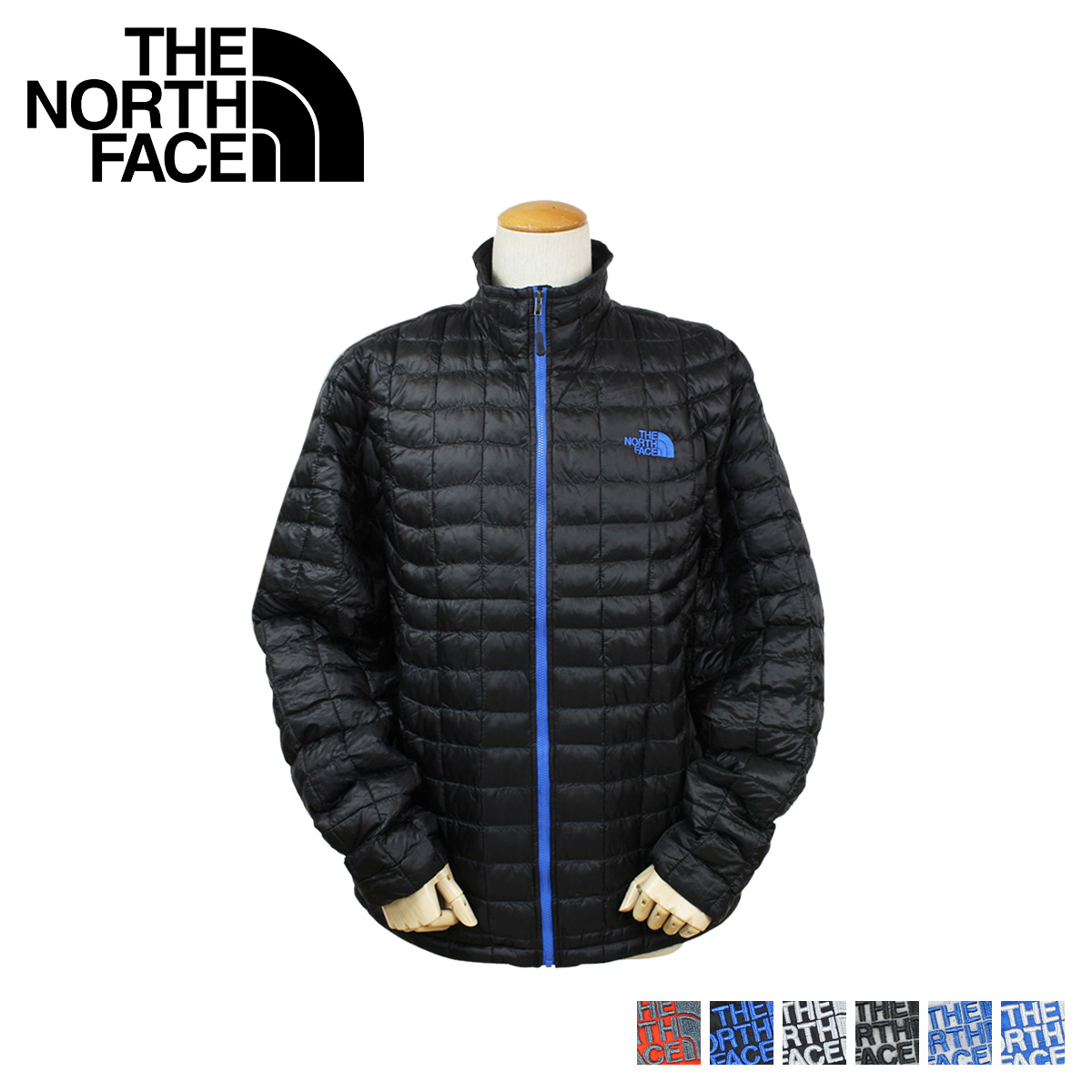 THE NORTH FACE ノースフェイス ジャケット MEN'S THERMOBALL FULL ZIP JACKET メンズ 【決算セール 返品不可】