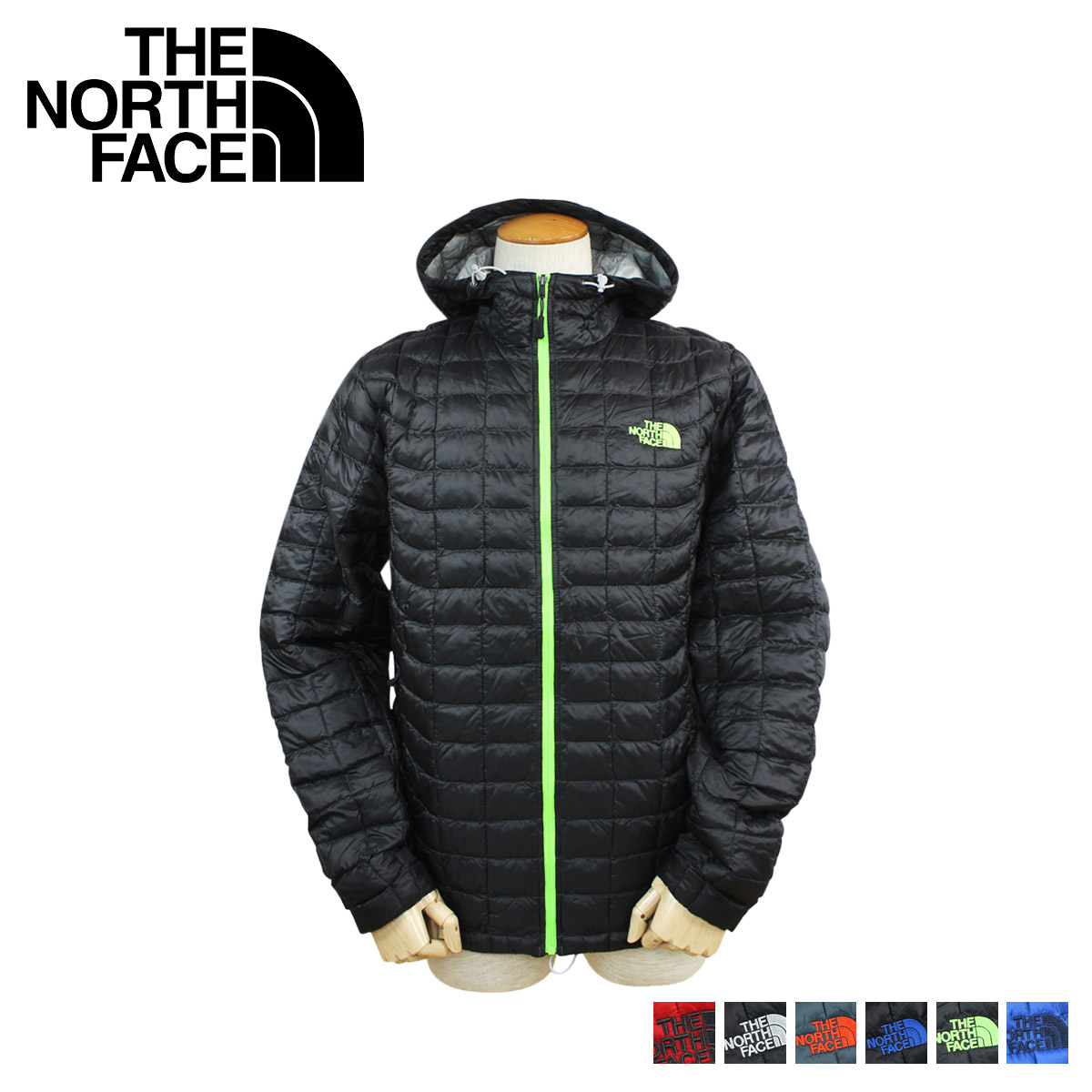 THE NORTH FACE ノースフェイス ジャケット MEN'S THERMOBALL HOODIE メンズ 【CLEARANCE】