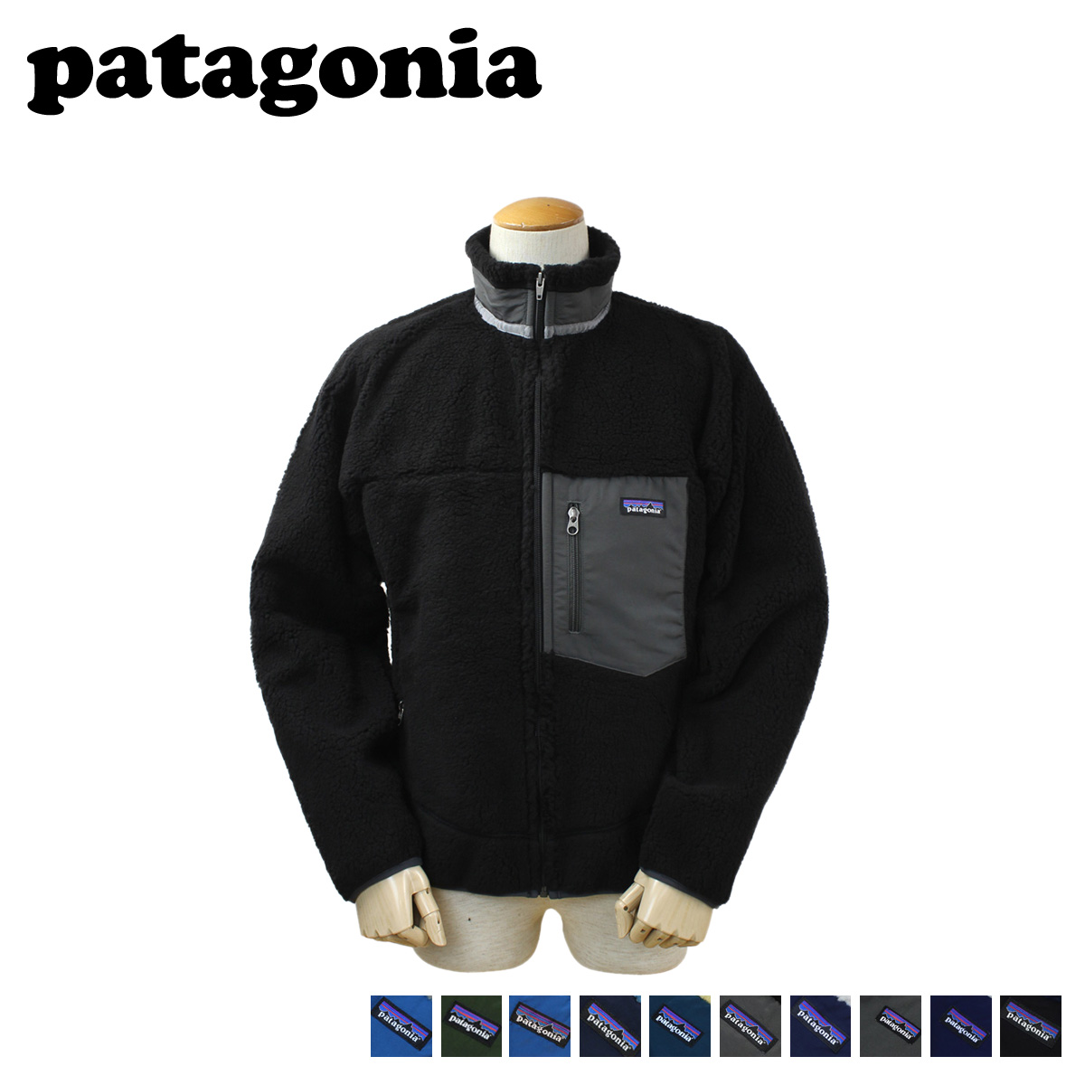patagonia Patagonia fleece jacket boa jacket CLASSIC RETRO-X JACKET 23055  men