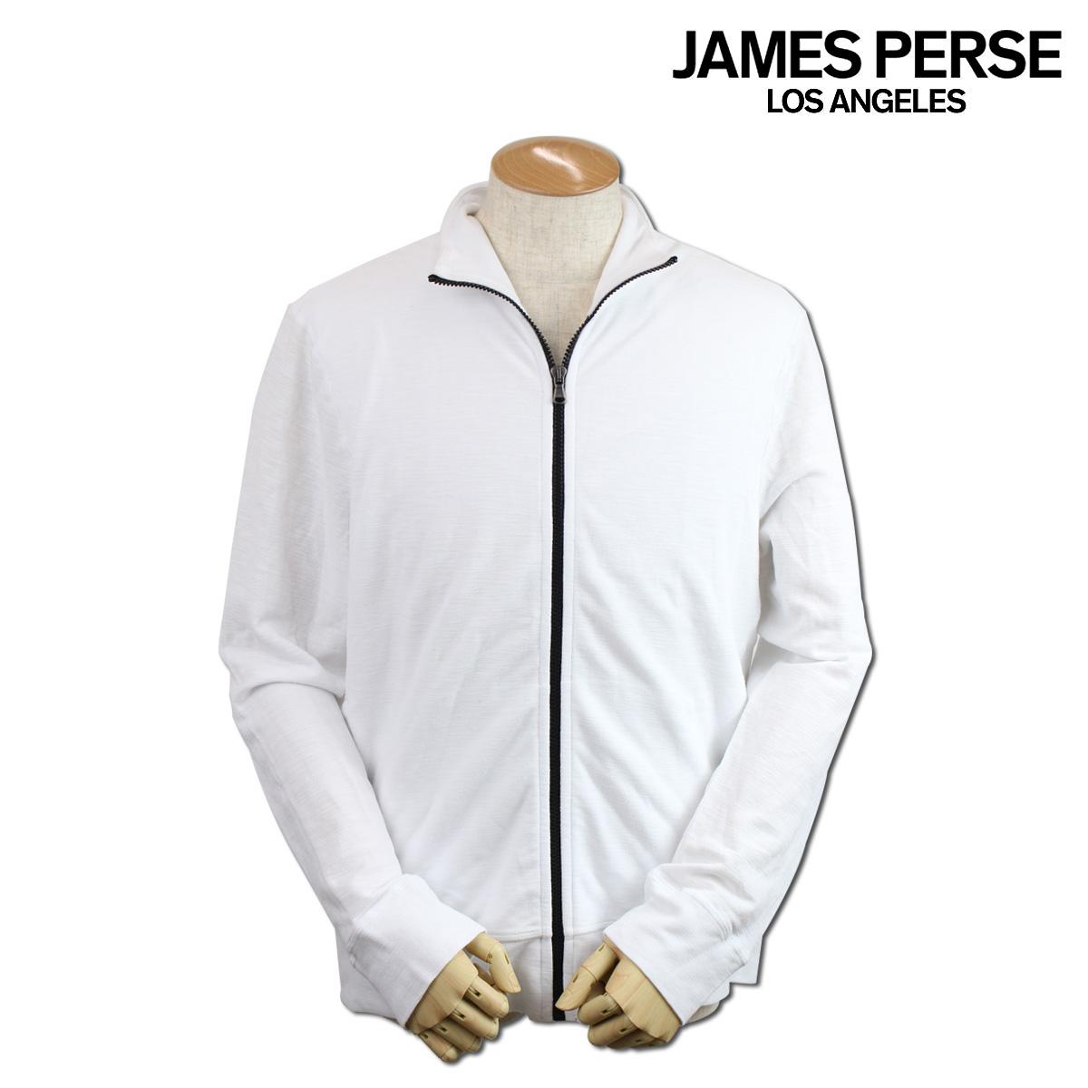ジェームスパース JAMES PERSE ジャージ ジップアップシャツ メンズ 【CLEARANCE】
