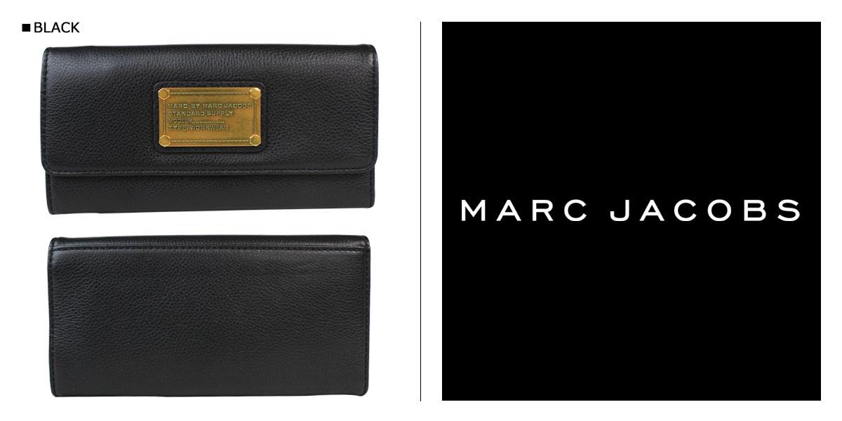 马可 · 马克 · 雅各布斯马克 BY 马克 · 雅各布斯长钱包 M3PE091 经典 Q 长灯笼男人的女人