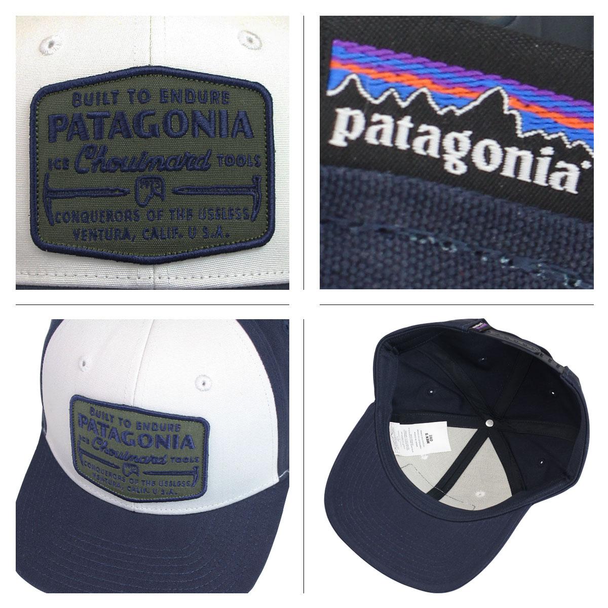 10 点 x 巴塔哥尼亚巴塔哥尼亚男士帽管理单元背帽 38045 2 颜色 CHOUINARD 冰工具罗杰,帽子 [12 / 1 新股票]