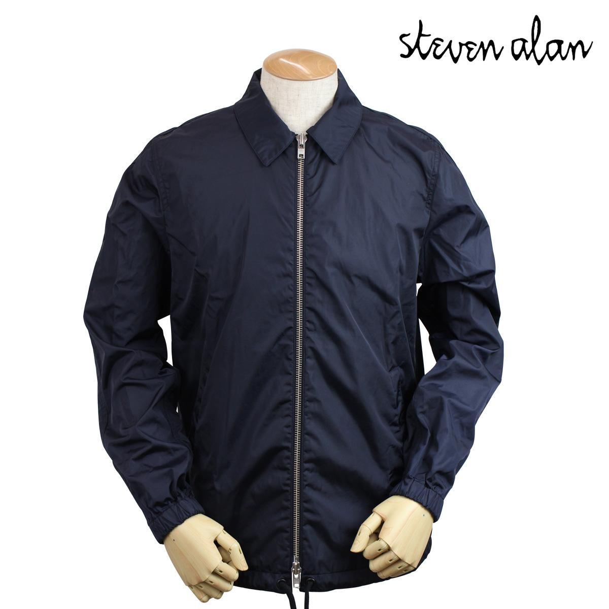 Mens jacket names - Alan Steven Alan Mens Jacket Nylon Coach Jacket Jumper Navy Coaches Jacket 12 10