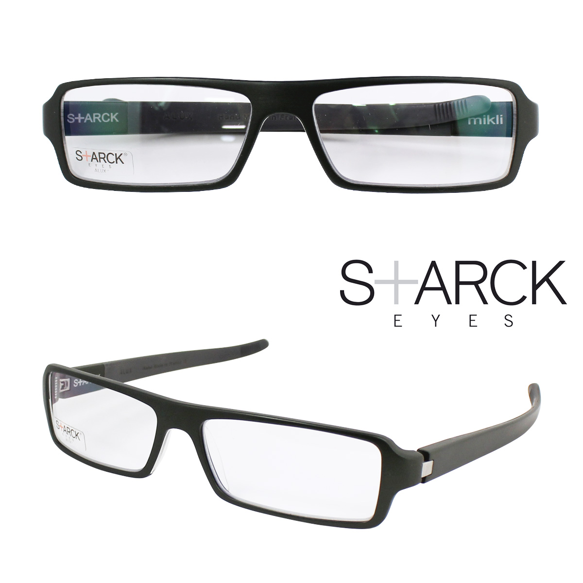 [SOLD OUT]滑石眼睛STARCK EYES arammikurimegane眼鏡法國製造人分歧D