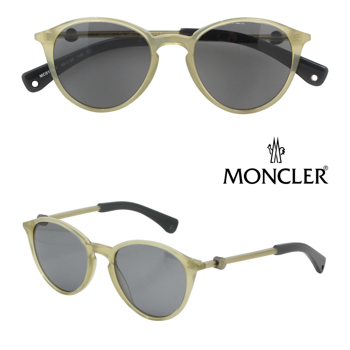 19ddfee2127 Sugar Online Shop  MONCLER MONCLER Sunglasses made in Italy men s ladies