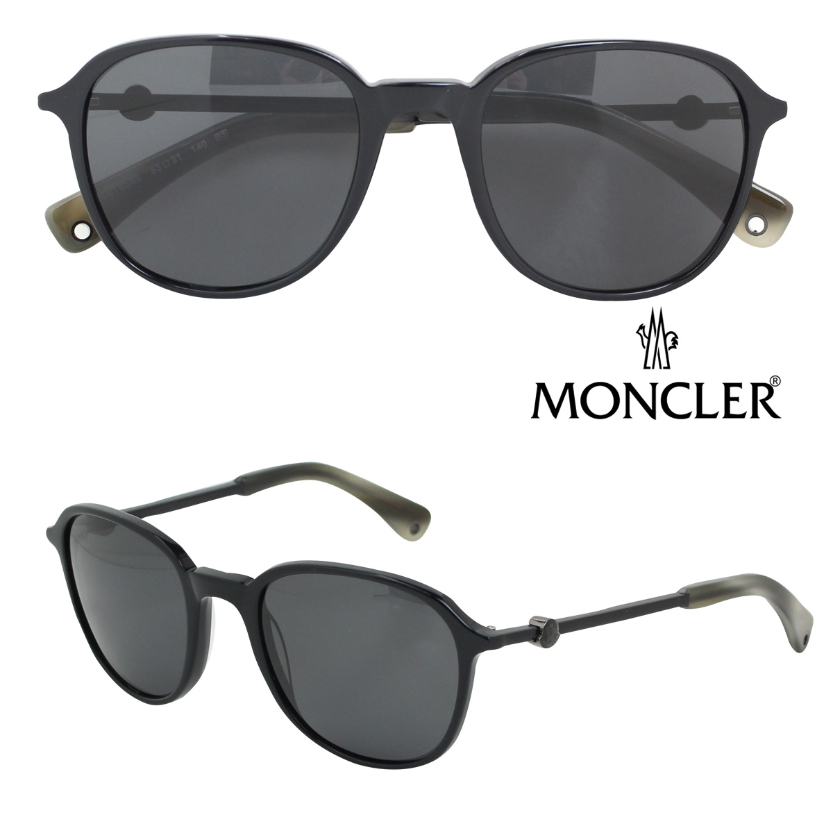 Sugar Online Shop | Rakuten Global Market: MONCLER MONCLER Sunglasses made in Italy men's ladies