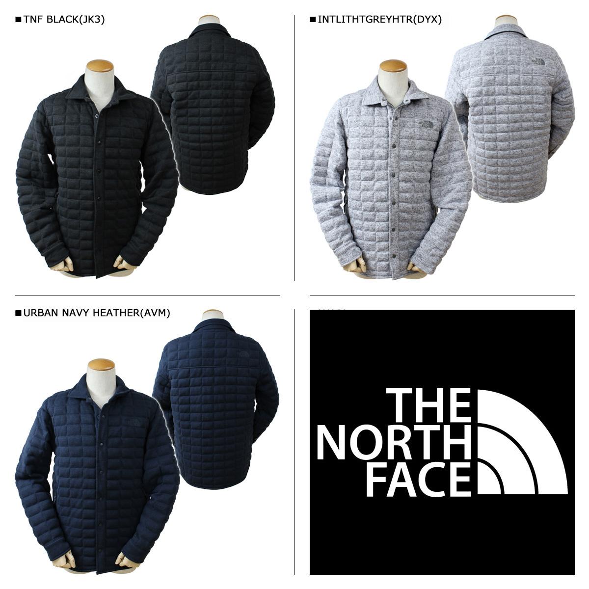 北脸北面对夹克羊毛毛衣的金斯敦 THERMOBALL SHACKET NF0A2TB4 男人 [8/2 新股票]