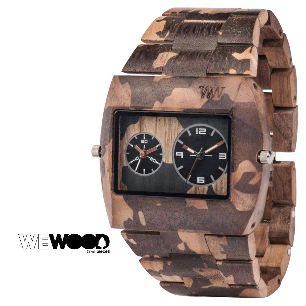 ウィーウッド 腕時計 レディース WEWOOD JUPITER CAMO NUT カモ メンズ ジュピター
