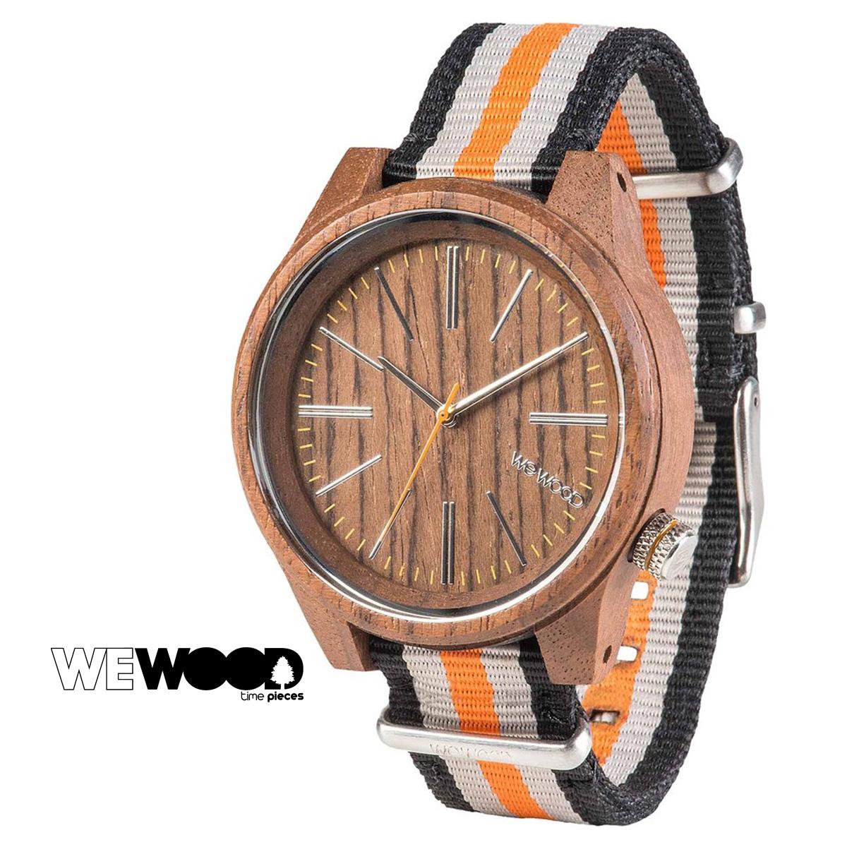 ウィーウッド 腕時計 レディース WEWOOD TORPEDO オレンジ NUT ORANGE メンズ