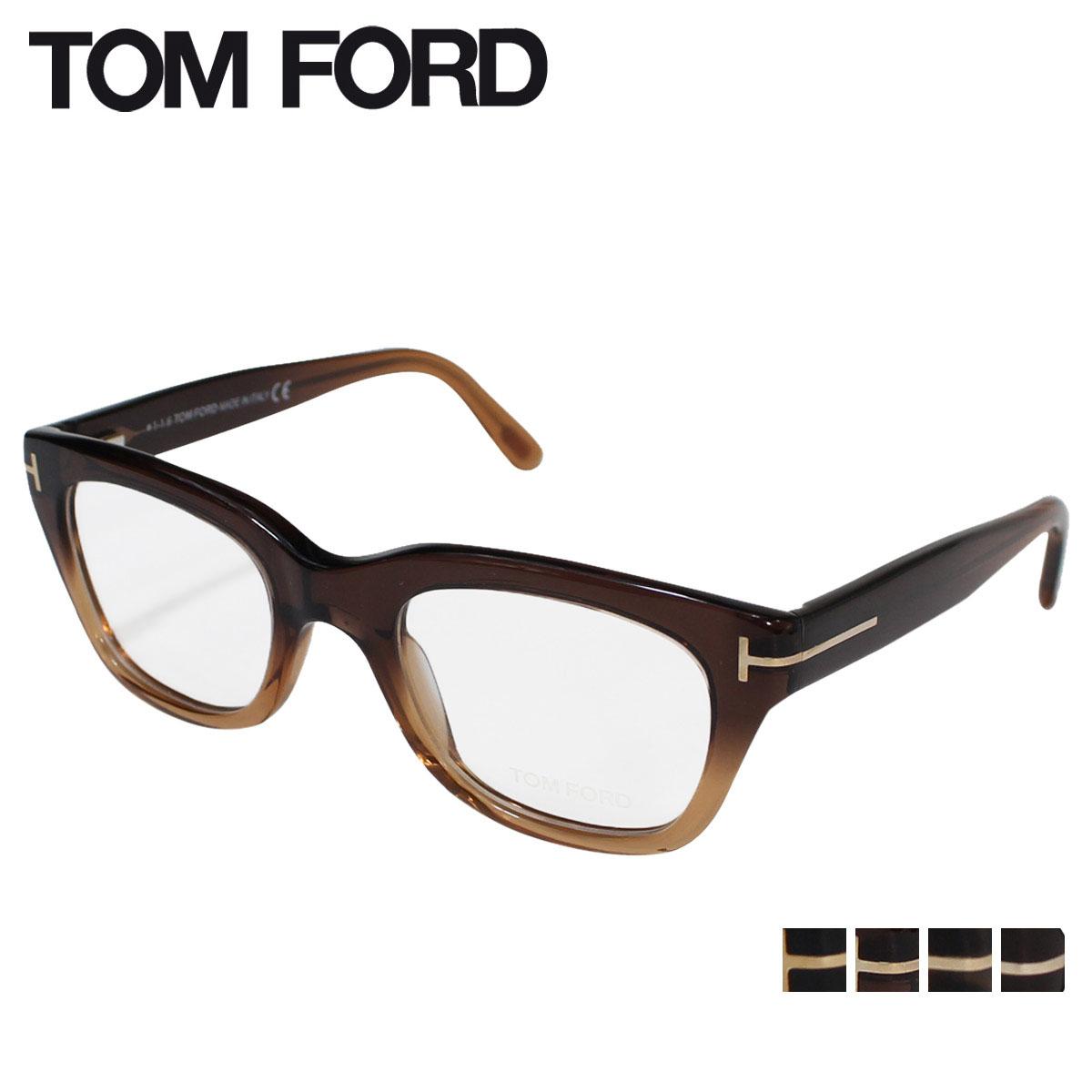 TOM FORD トムフォード サングラス メンズ レディース アイウェア イタリア製 ACETATE FRAMES ブラック ブラウン 黒 FT5178