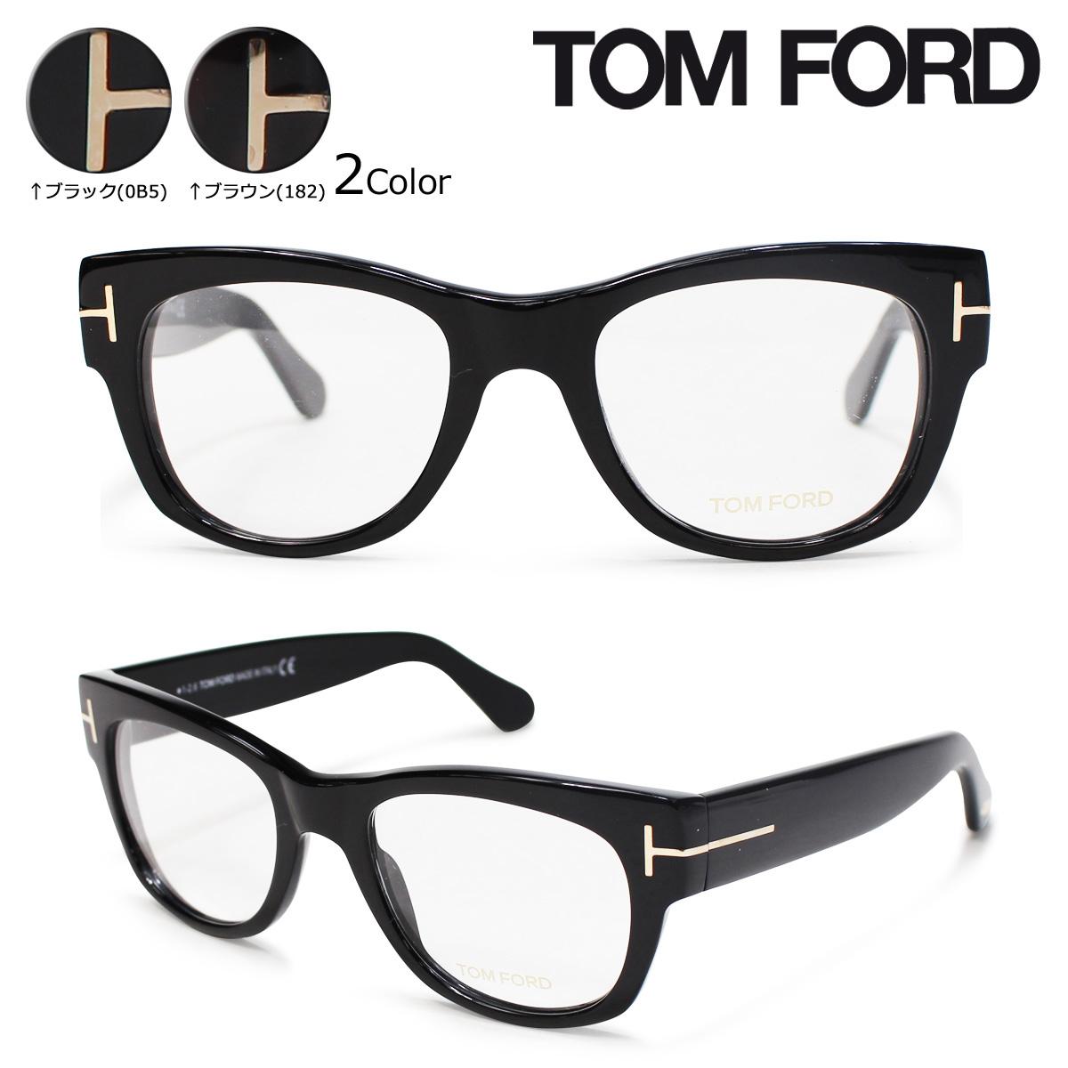 【最大1000円OFFクーポン配布】 TOM FORD トムフォード メガネ 眼鏡 メンズ レディース アイウェア FT5040 ウェリントン イタリア製