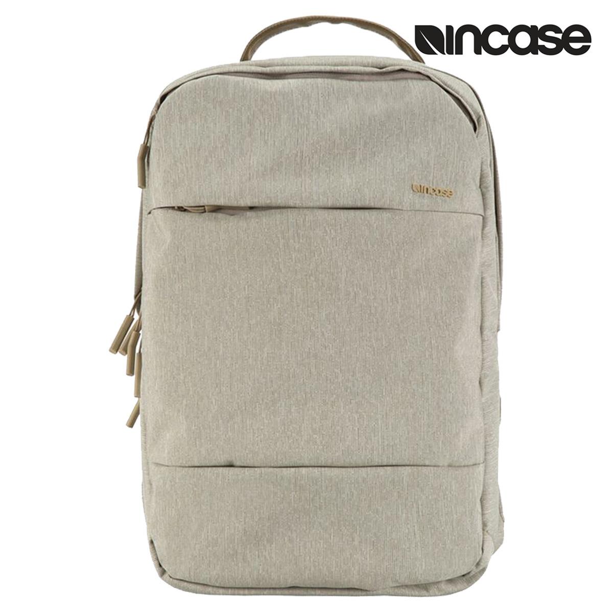 インケース INCASE バックパック リュック 19L CITY BACKPACK INCO100207 レディース メンズ ヘザーカーキ