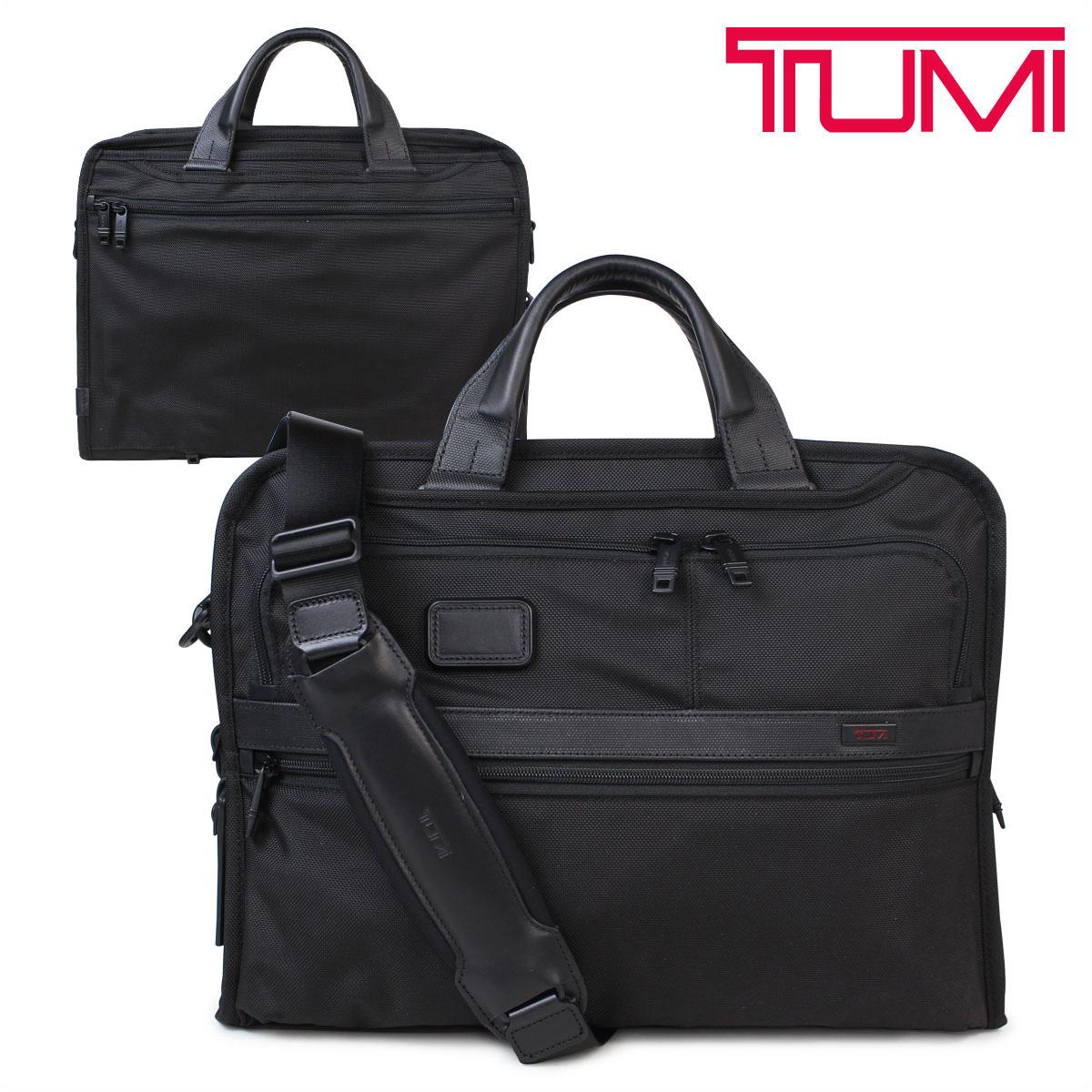 TUMI トゥミ ビジネス バッグ メンズ ALPHA2 ブリーフケース ORGANIZER PORTFOLIO BRIEF 026108D2