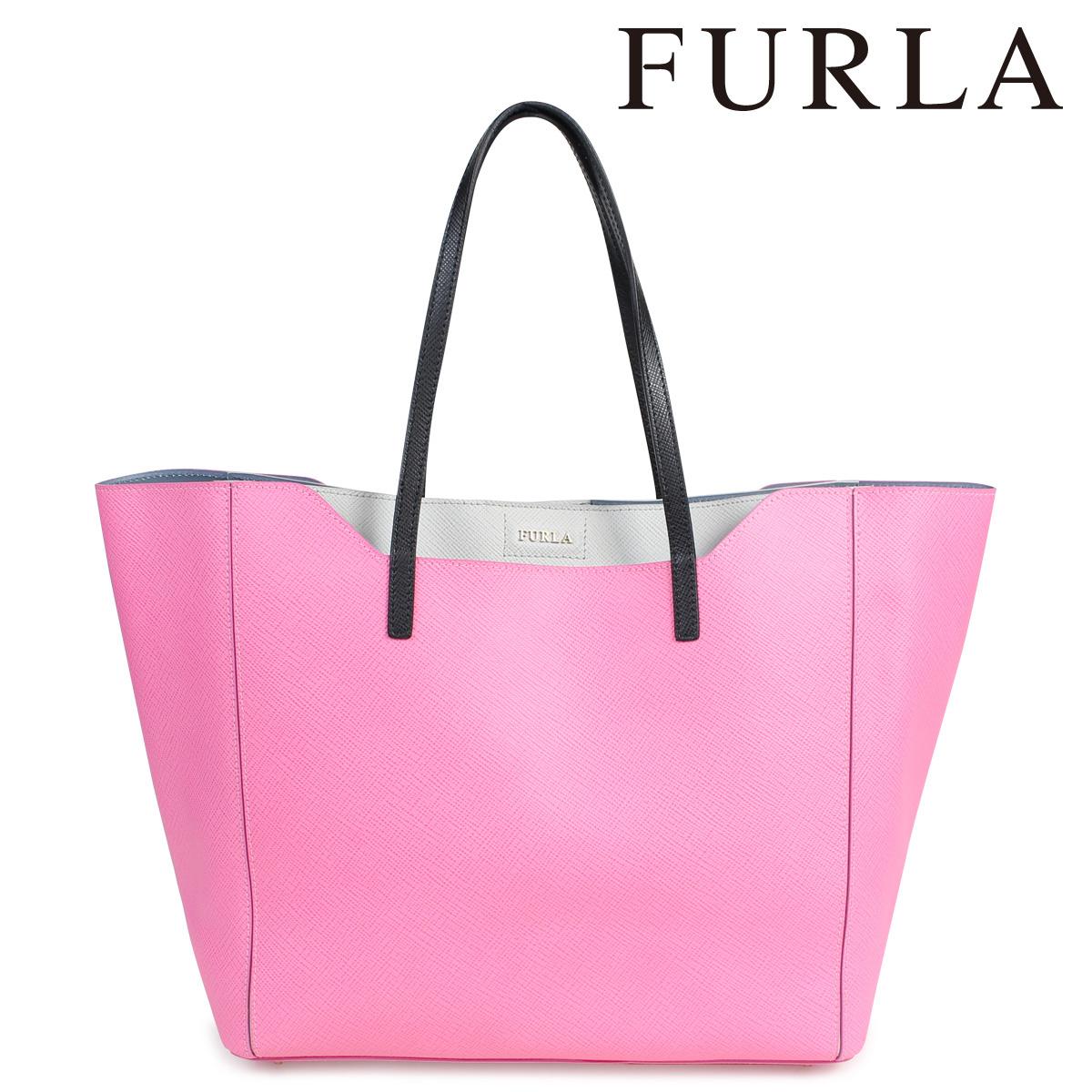 FURLA フルラ バッグ トートバッグ ショルダー レディース ピンク GRUPPO 791718