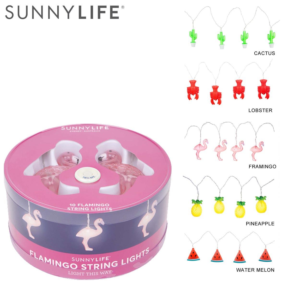 sunnylife sunny life light illuminations string decorations lighting sunny life string lights 5 color 73 shinnyu load