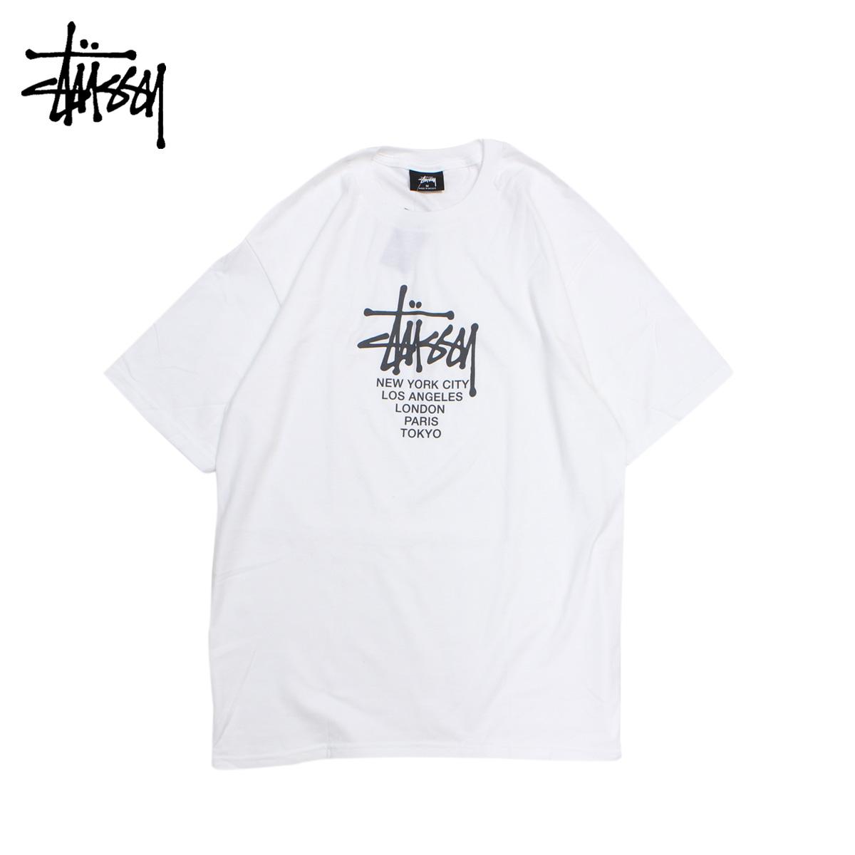 Sugar Online Shop   SOLD OUT  ステューシー STUSSY T-shirt men short ... c1f7d1415bc