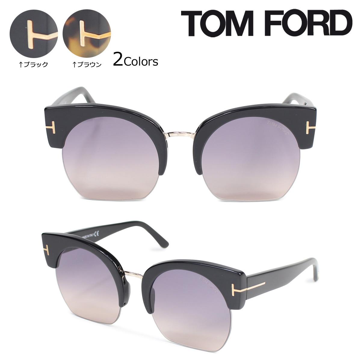 TOM FORD トムフォード サングラス メガネ メンズ レディース アイウェア FT0552 SAVANNAH SUNGLASSES 2カラー