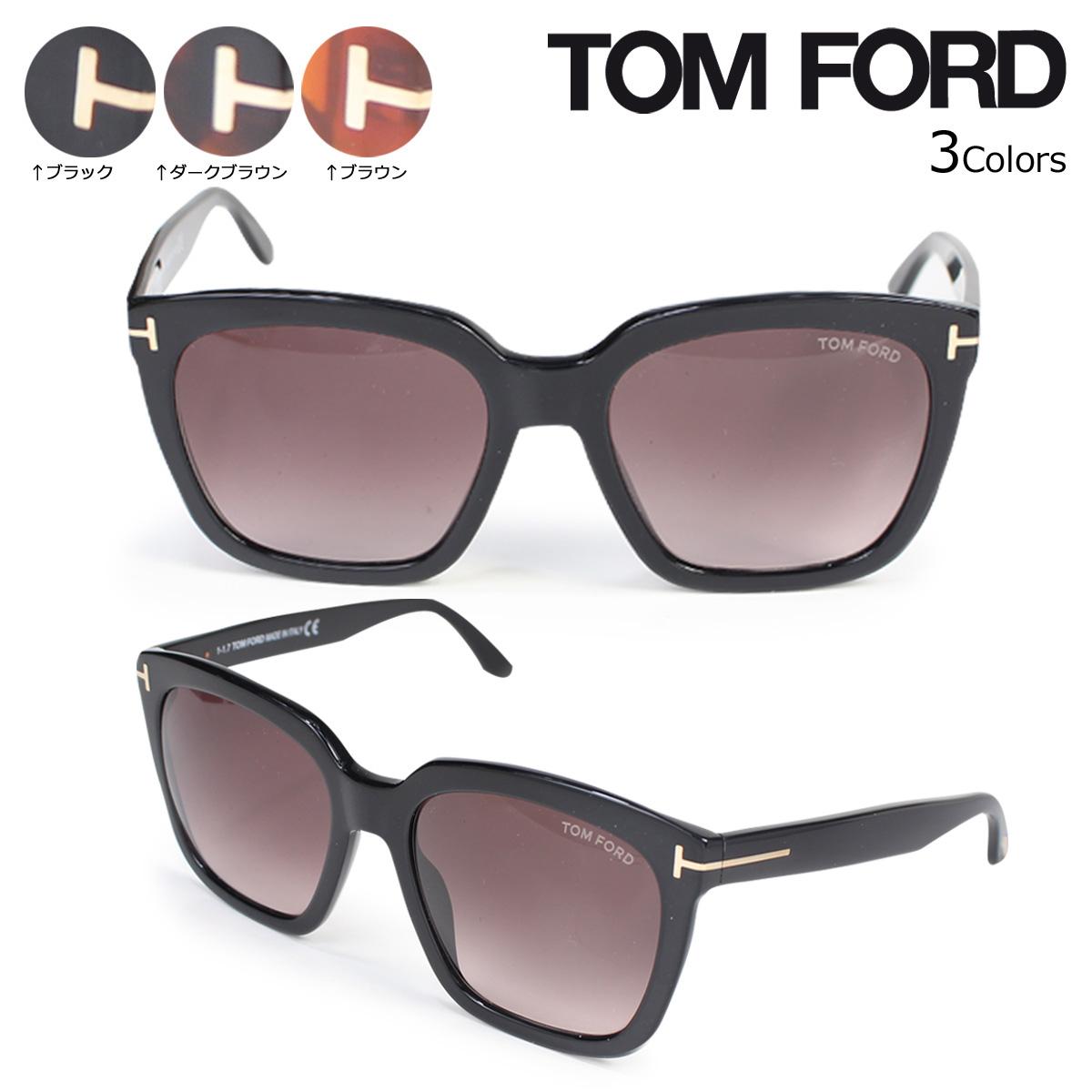 TOM FORD トムフォード サングラス メガネ メンズ レディース アイウェア FT0502 AMARRA SUNGLASSES 3カラー