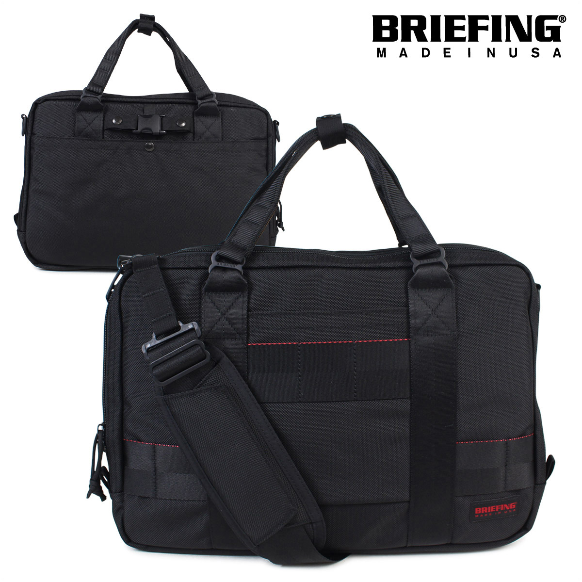 BRIEFING ブリーフィング バッグ 3way ブリーフケース リュック ビジネスバッグ メンズ SSL LINER A4 ブラック 黒 BRF489219 [3/11 再入荷]