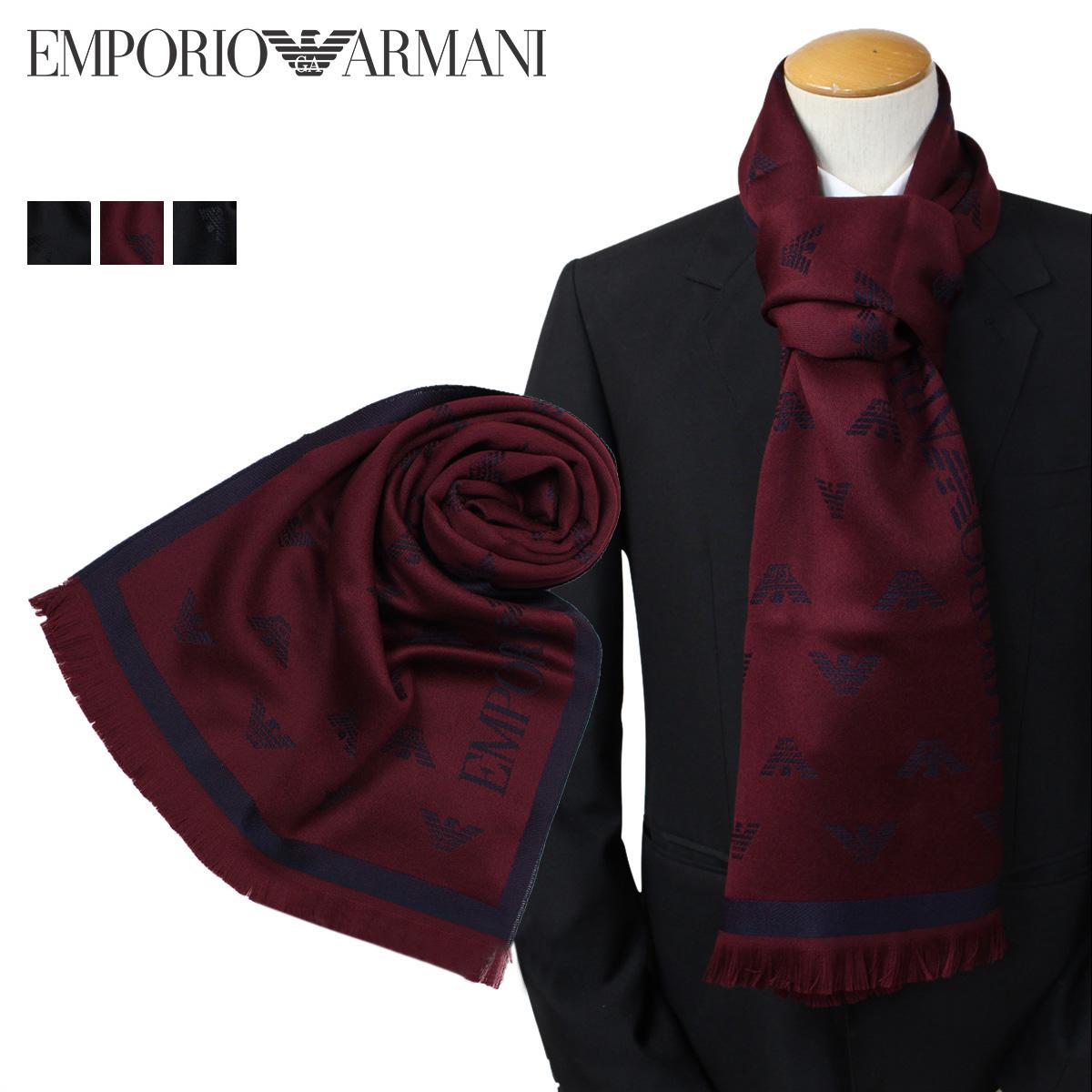 豪奢な EMPORIO ARMANI エンポリオ マフラー メンズ エンポリオ アルマーニ ウール イタリア製 イタリア製 6250097A306 ビジネス カジュアル 6250097A306, アイズミチョウ:a96453a1 --- canoncity.azurewebsites.net