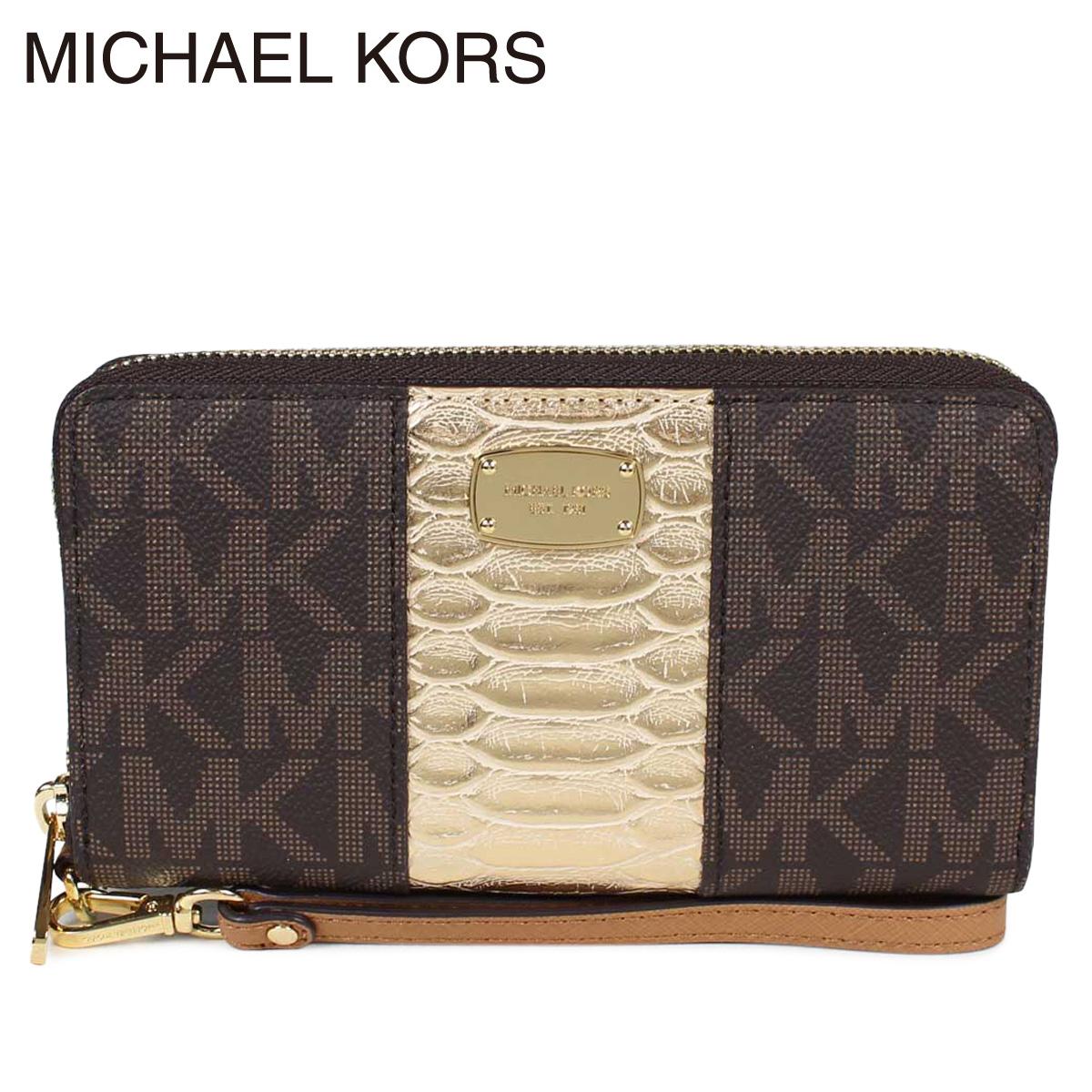 6c72aa61f1e8 Sugar Online Shop  MICHAEL KORS Michael Kors wallet long wallet ...