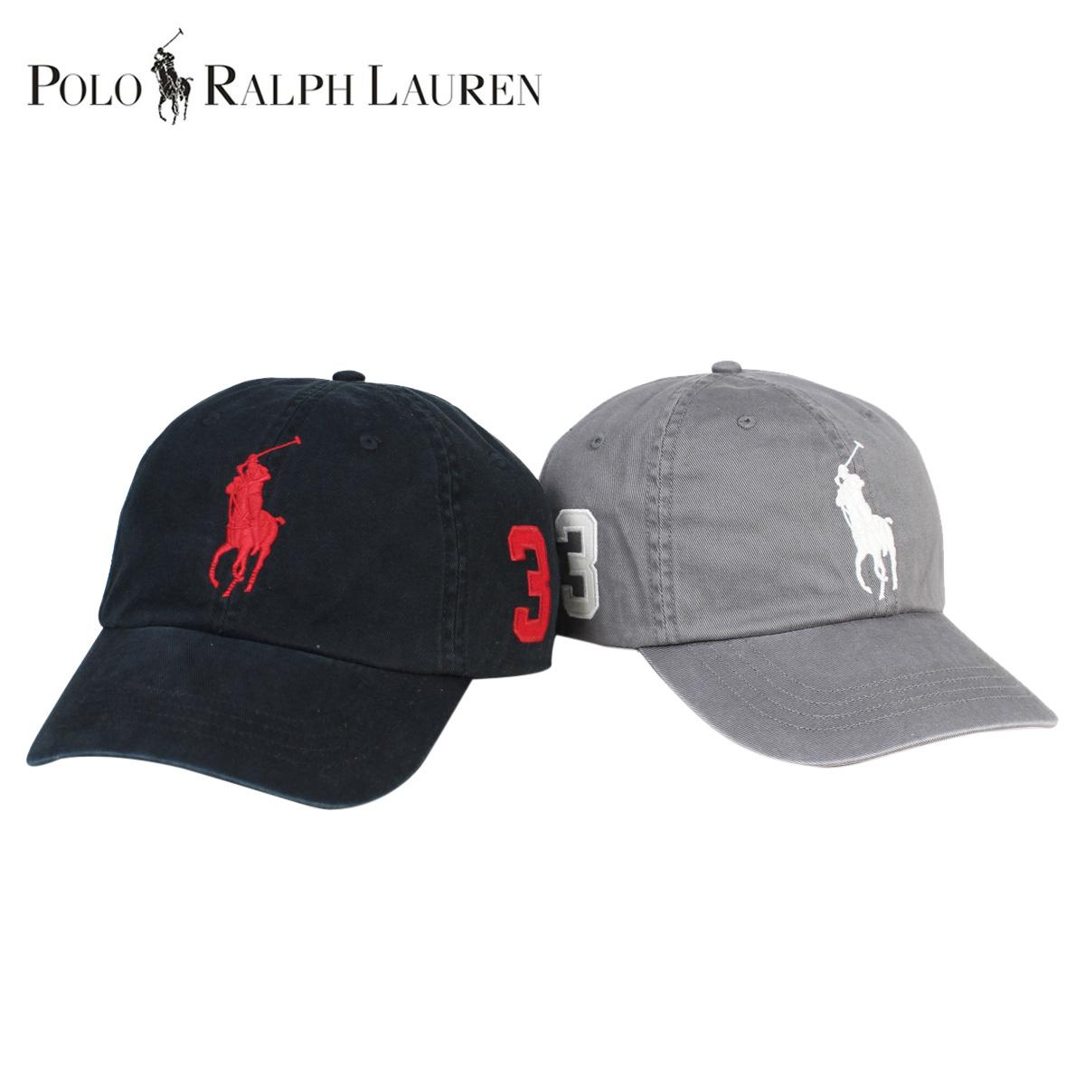 Sugar Online Shop  POLO RALPH LAUREN cap hat men gap Dis snapback cap Ralph  Lauren polo black gray  11 1 Shinnyu load   1545b726f88f