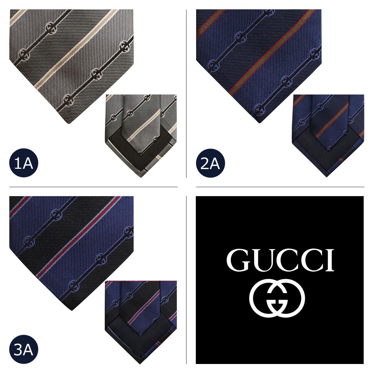 cae667b8e656 楽天市場】GUCCI グッチ ネクタイ イタリア製 シルク ビジネス 結婚式 ...